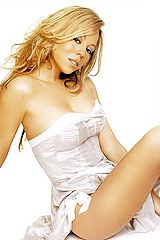 Sexy photo of Mariah Carey
