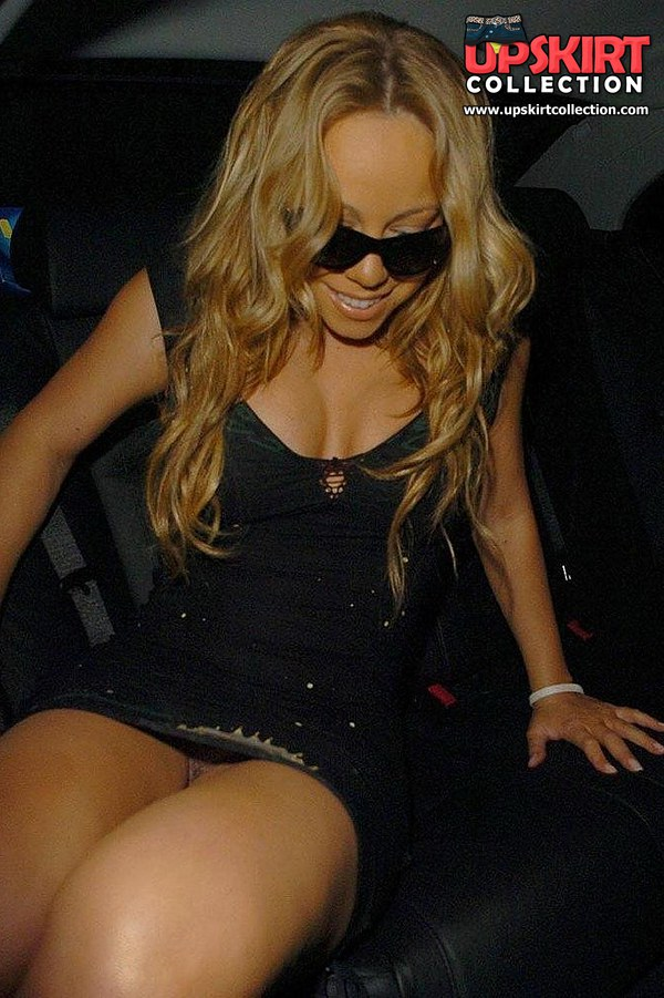 Upskirt Collection Upskirt Archive Of Mariah Carey
